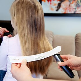 Pretty Cut Hairstyling Leveler