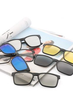 Magnetic Sunglasses