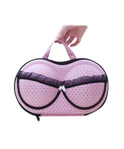 Travel Bra Bag Protective Case