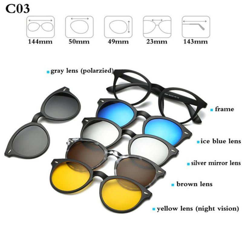 Magnetic Sunglasses