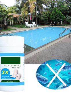 Pool Sanitizing Tablet