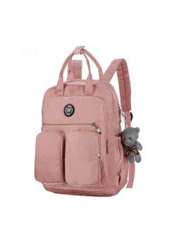 Multi-Pocket Waterproof Backpack