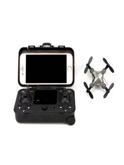 Mini Folding Unmanned Aerial Vehicle