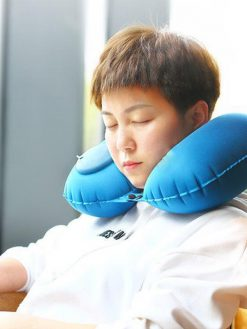 Travel Inflatable Neck Pillow