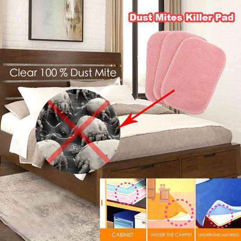 Dust Mite Killing Pad