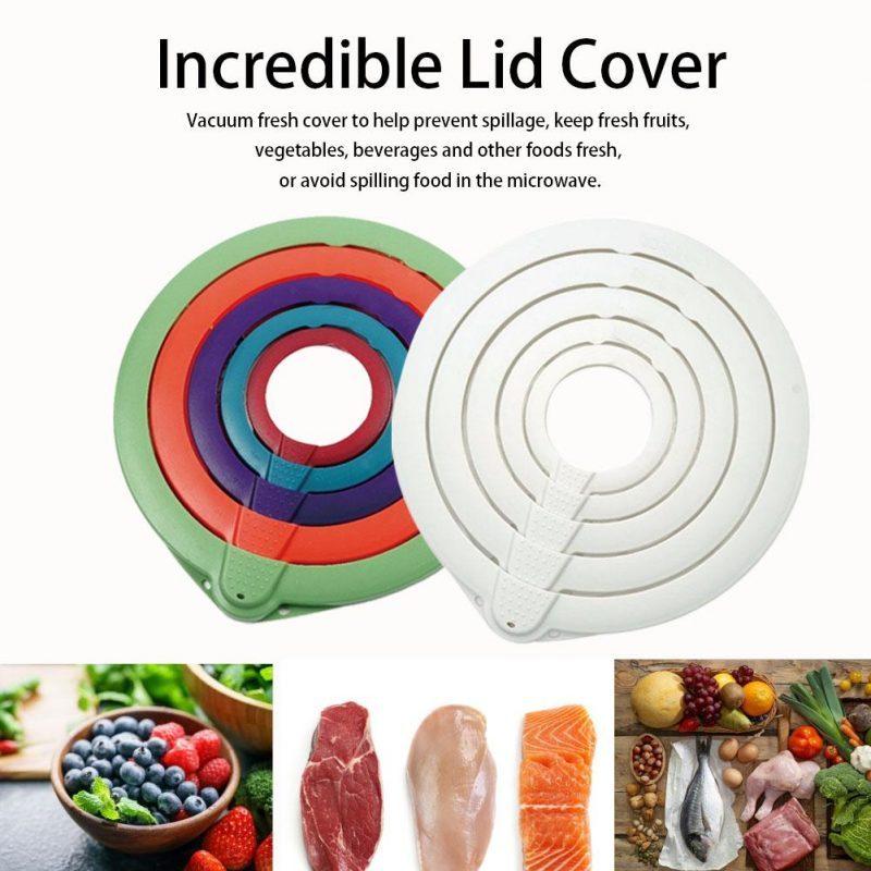 Vacuum Preservation Cover