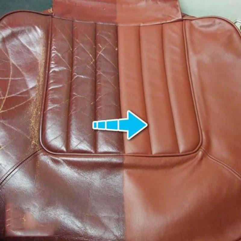 Leather Restoration Cream