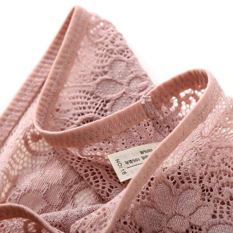 Women Lace Panties (3 Pcs)