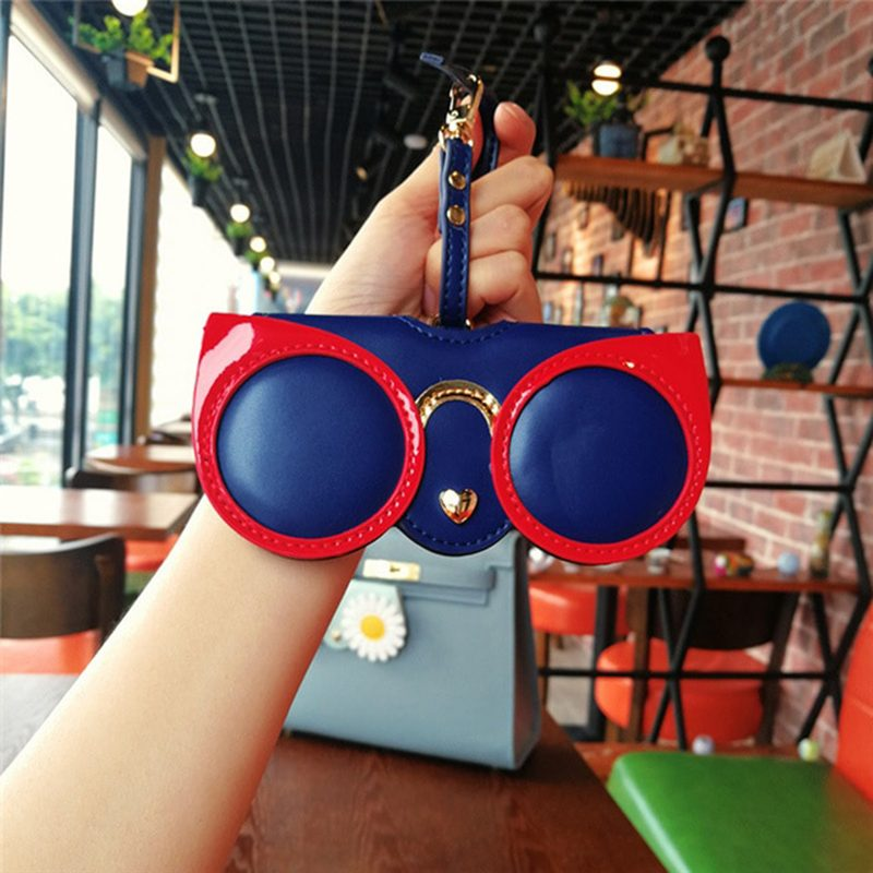 Cartoon Women Sunglasses Case