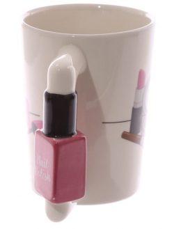 Nail Polish Handle Mug