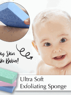 Ultra Soft Exfoliating Sponge