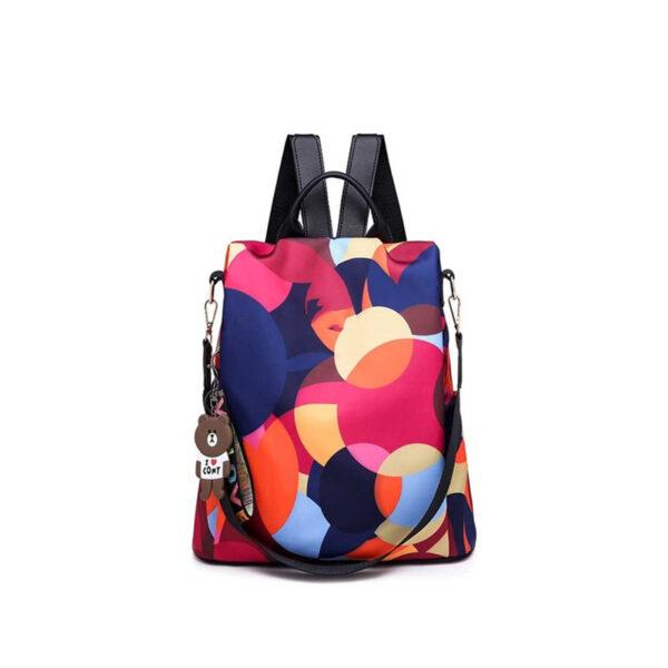 Retro Multi-Functional Backpack