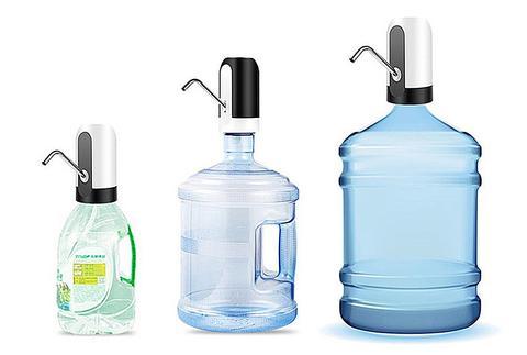Automatic Bottle Water Pump Dispenser
