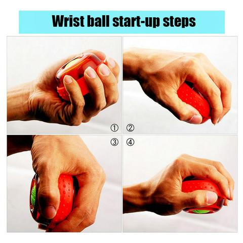 LED Wrist Ball Trainer