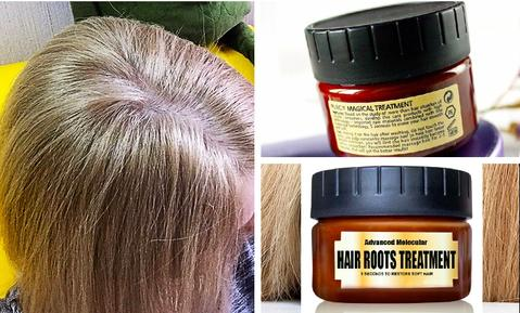 Molecular Hair Roots Treatment