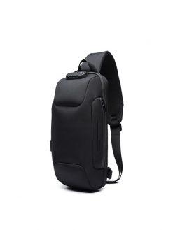 3-digit lock backpack