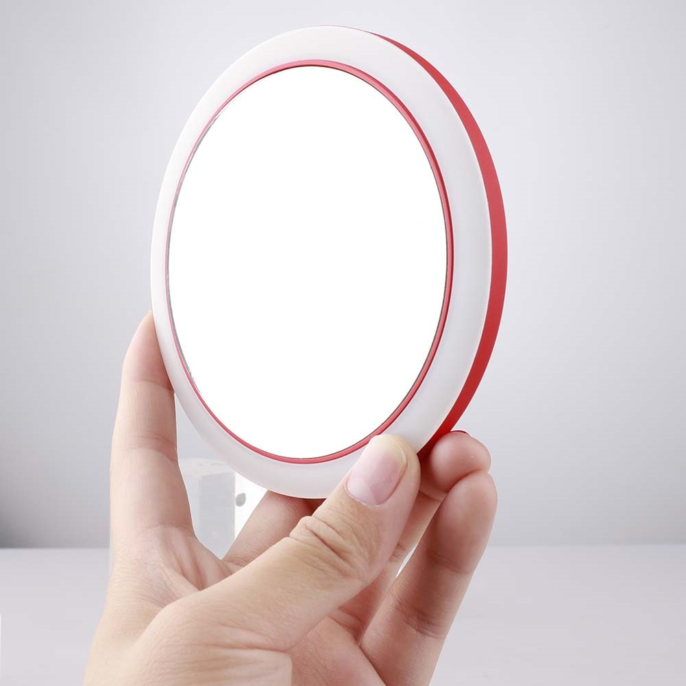 Wireless Charger Portable Led Makeup Mirror Mexten Product