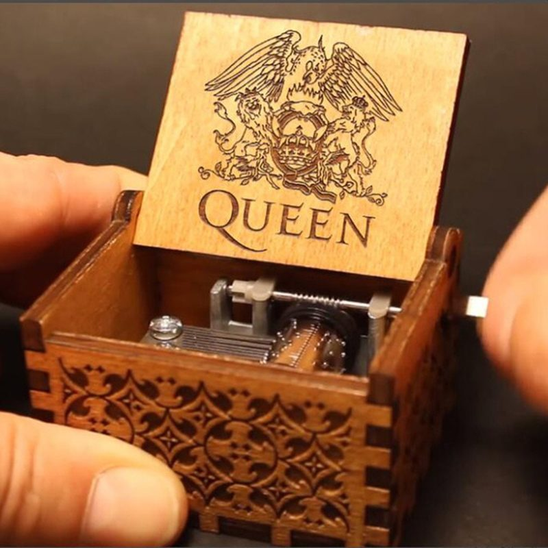 Queen Music Box