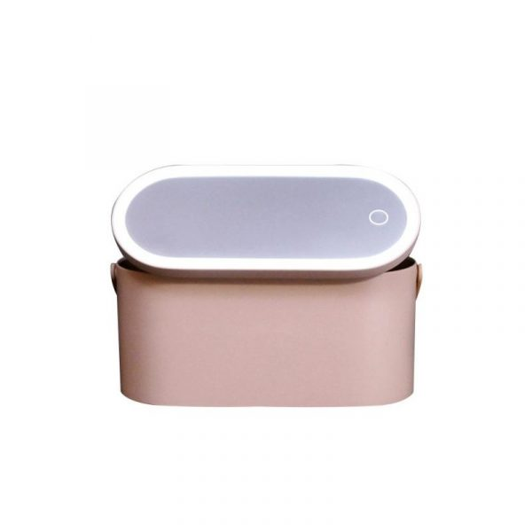 Led Makeup Mirror Portable Box