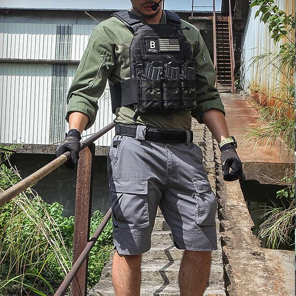 Military Waterproof Tactical Shorts