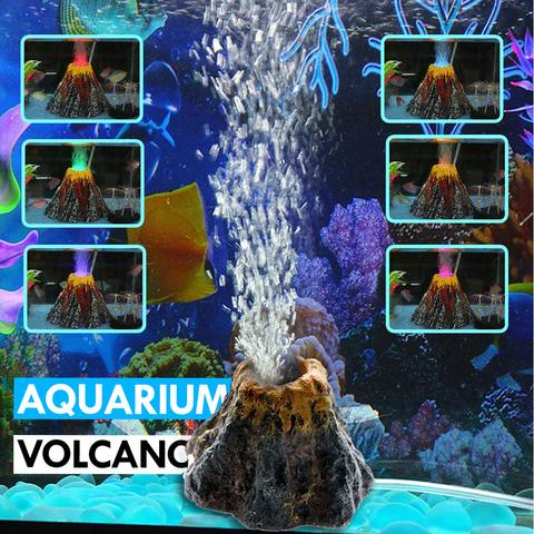 LED Aquarium Volcano
