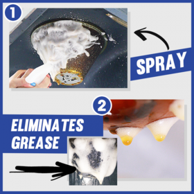 All-Purpose Bubble Cleaner Spray