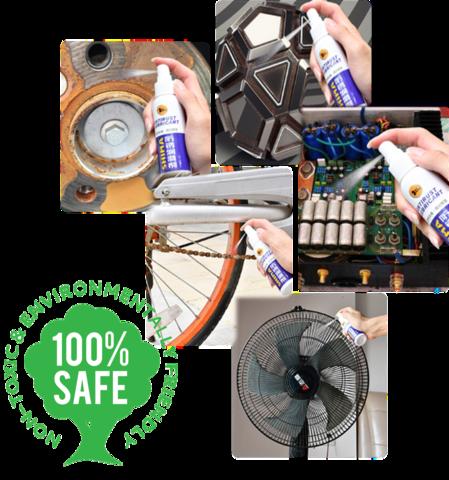 Multipurpose Rust Remover