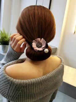 Magic Hair Donut Bun Maker