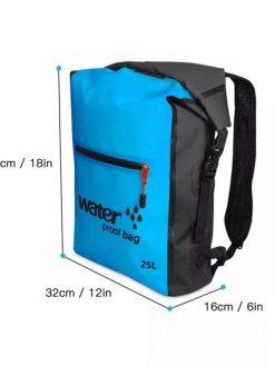 Military Grade Ultra-Waterproof Backpack