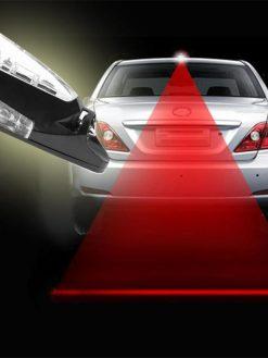 Shark Car Warning Light