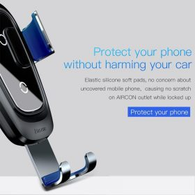 Qi Wireless Charger Car Holder
