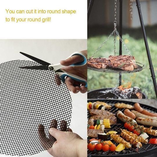 Non-Stick Barbecue Grill Mat