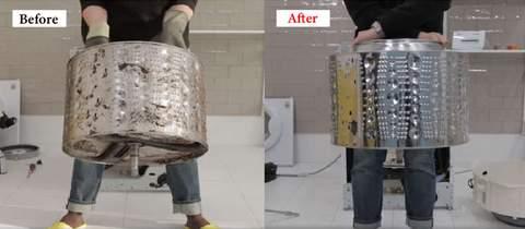 Washing Machine Cleaning Powder