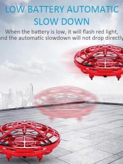 Mini Drone Levitation UFO