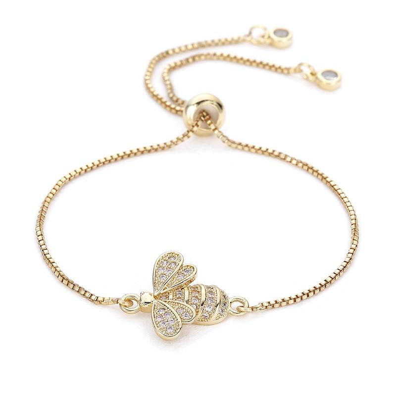 Honey Bee Bracelet