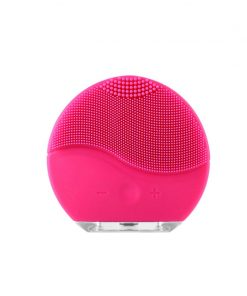 USB Facial Cleansing Massage Brush