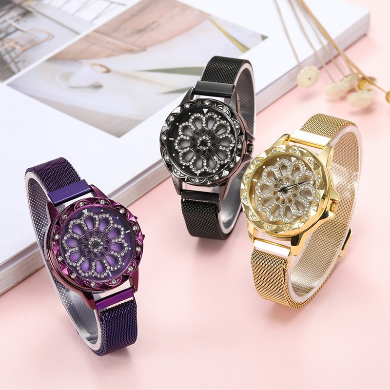 Star Rotation Watches