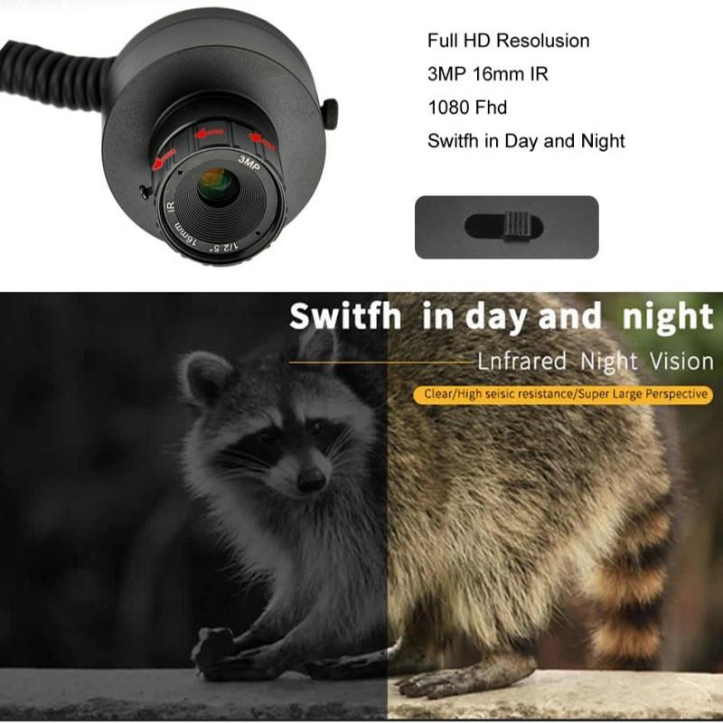 Digital Night Vision Scope