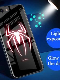 Superhero Induction Light Phone Case