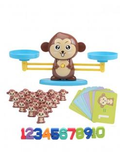 Monkey Balance Game
