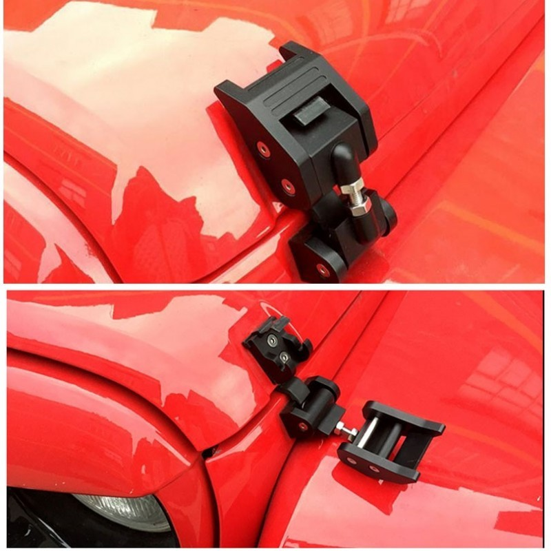 jeep hood latch