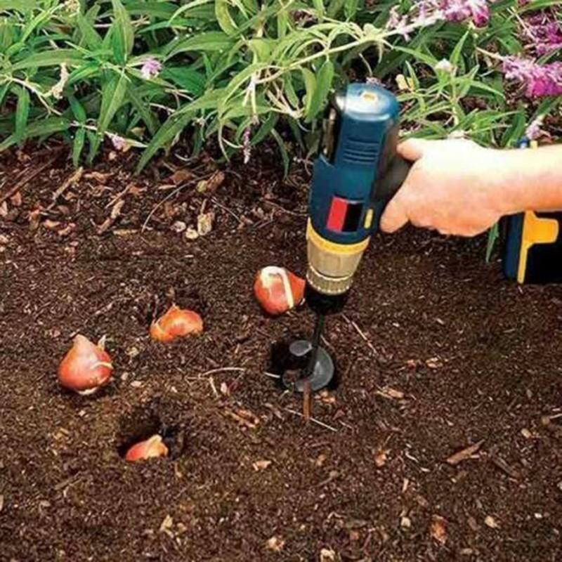 Garden Spiral Drill Bit
