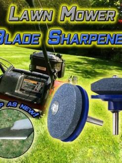 Lawnmower Blade Sharpener
