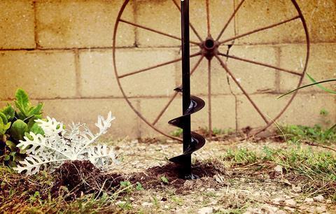 Garden Auger Spiral Drill Bit