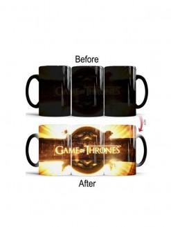 Magical Game of Thrones Mug