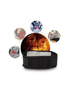 Self Heating Magnetic Therapy Belt