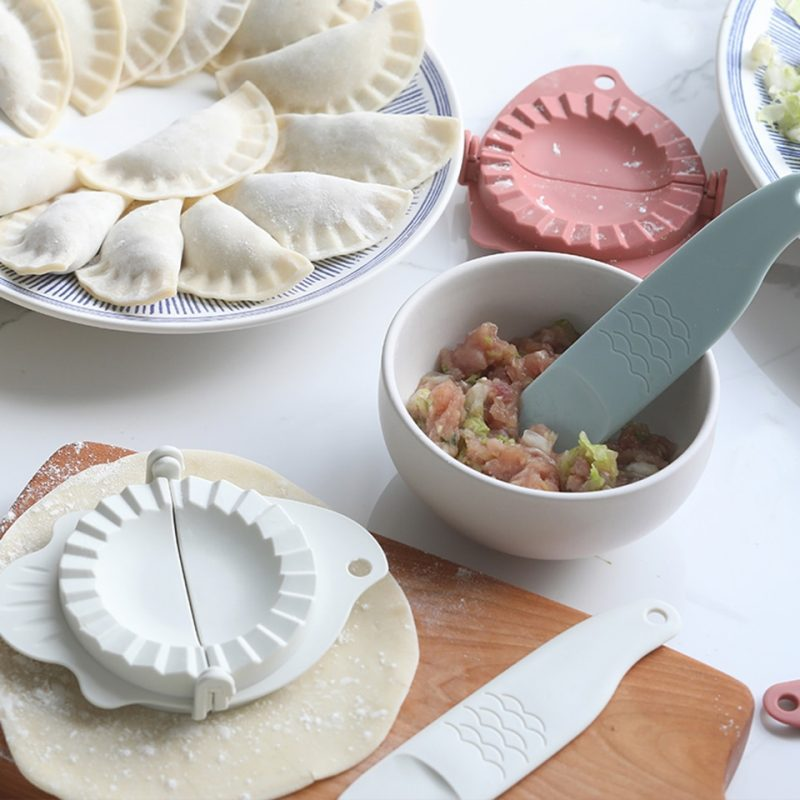 Bite size snacks Etc Maker Quick Tool Simple To Use  Dumpling// Pasties Ravioli