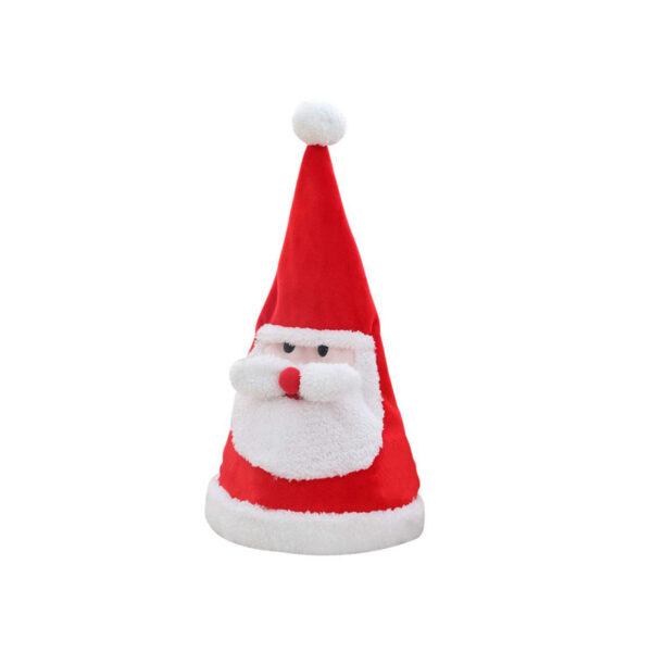 Dancing Electric Christmas Hat