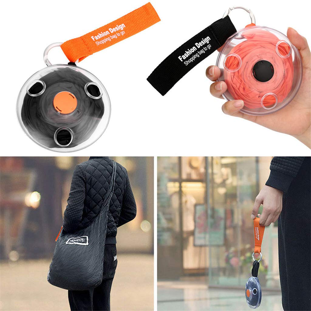 Disc Portable Bag