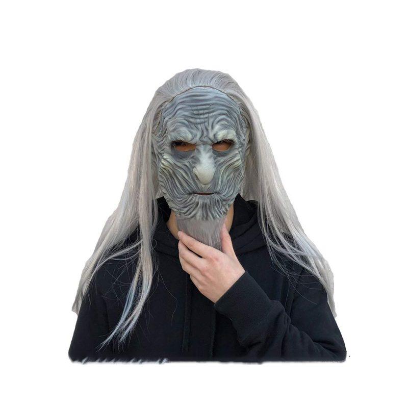 White Walkers Halloween Mask